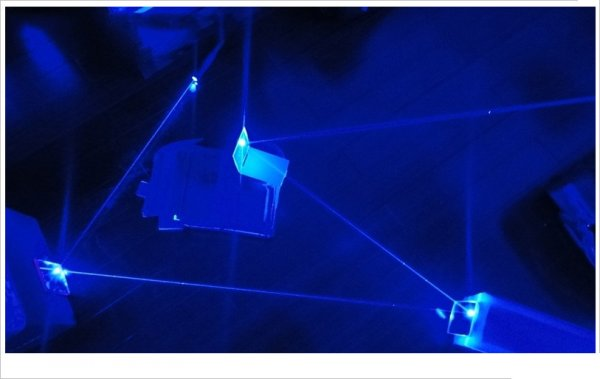 5000mW Laserpointer Schwarz