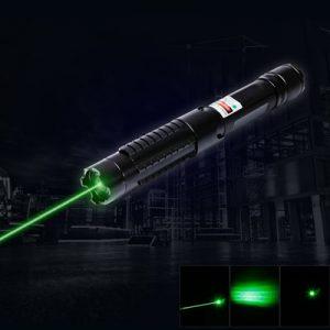 Grün Laser